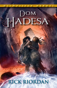 okładka Dom Hadesa, Ebook | Rick Riordan