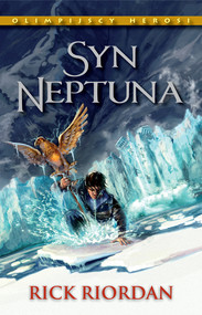okładka Syn Neptuna, Ebook | Rick Riordan