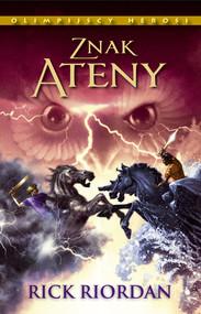 okładka Znak Ateny, Ebook | Rick Riordan