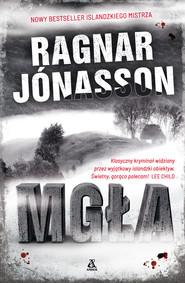 okładka Mgła, Ebook   Ragnar Jónasson