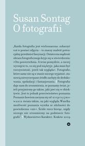 okładka O fotografii, Ebook | Susan Sontag