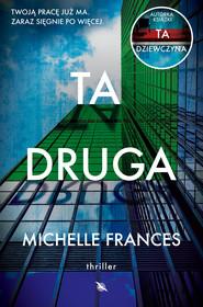 okładka TA DRUGA, Ebook | Michelle Frances