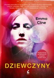 okładka Dziewczyny, Ebook | Emma Cline