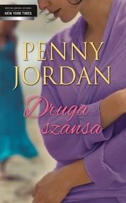 okładka Druga szansa, Ebook | Penny Jordan