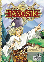 okładka Janosik, Ebook | Tamara  Michałowska