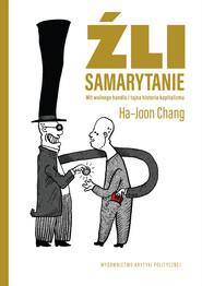 okładka Źli samarytanie, Ebook   Ha-Joon Chang