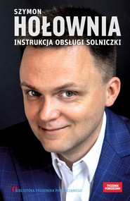 okładka Instrukcja obsługi solniczki, Ebook | Szymon Hołownia