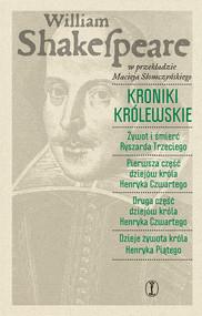 okładka Kroniki królewskie, Ebook | William Shakespeare