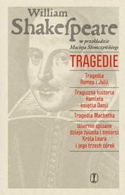 okładka Tragedie, Ebook | Wiliam Shakespeare