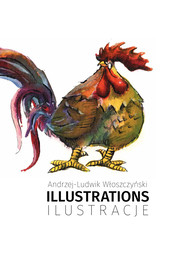 okładka Illustrations/Ilustracje, Ebook | Andrzej-Ludwik  Włoszczyński