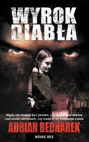 okładka Wyrok diabła, Ebook | Adrian  Bednarek