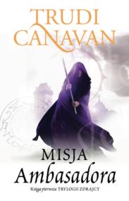 okładka Misja ambasadora, Ebook | Trudi  Canavan
