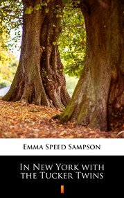 okładka In New York with the Tucker Twins, Ebook | Emma Speed Sampson