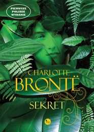 okładka Sekret, Ebook | Charlotte Bronte
