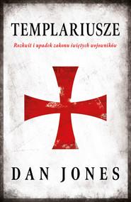 okładka Templariusze, Ebook | Dan Jones