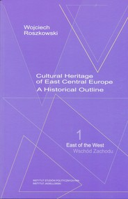 okładka Cultural Heritage of East Central Europe, Ebook | Wojciech  Roszkowski