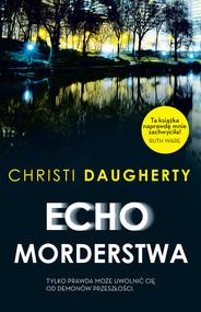 okładka Echo morderstwa, Ebook | Christie Daugherty