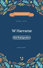 okładka W Harrarze. , Ebook | Karol May