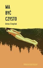 okładka Ma być czysto, Ebook | Anna Cieplak