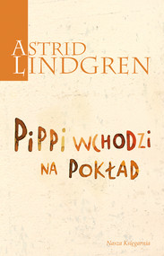 okładka Pippi wchodzi na pokład, Ebook | Astrid Lindgren