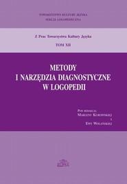 okładka Metody i narzędzia diagnostyczne w logopedii, Ebook | Praca Zbiorowa