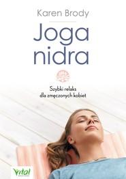 okładka Joga nidra. Szybki relaks dla zmęczonych kobiet - PDF, Ebook | Brody Karen