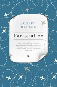 okładka Paragraf 22, Ebook | Joseph Heller