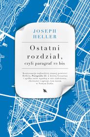 okładka Ostatni rozdział, czyli paragraf 22 bis, Ebook | Joseph Heller