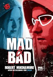 okładka Rock War 1. Mad and Bad, Ebook   Robert  Muchamore