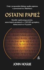 okładka Ostatni papież, Ebook | John Hogue