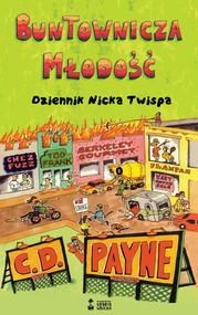 okładka Buntownicza młodość, Ebook | C. D. Payne