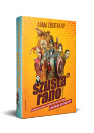 okładka Szusta Rano, Ebook | Adam Szustak