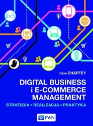 okładka Digital Business i E-Commerce Management, Ebook | Dave  Chaffey