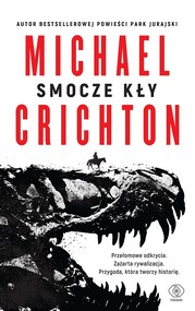 okładka Smocze kły, Ebook | Michael Crichton