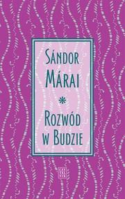 okładka Rozwód w Budzie, Ebook | Márai Sándor
