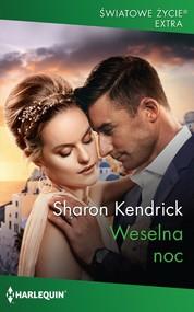 okładka Weselna noc, Ebook | Sharon Kendrick