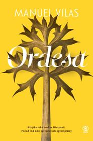okładka Ordesa, Ebook | Manuel Vilas