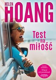 okładka Test na miłość, Ebook   Helen  Hoang