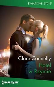 okładka Hotel w Rzymie, Ebook | Clare Connelly