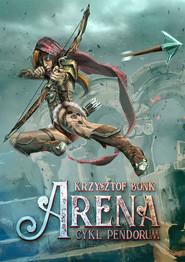 okładka Arena, Ebook | Krzysztof Bonk