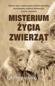 okładka Misteriom życia zwierząt, Ebook | Karsten Brensing