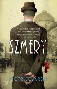 okładka Szmery, Ebook | Piotr Bojarski