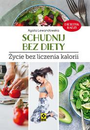 okładka Schudnij bez diety, Ebook | Agata Lewandowska