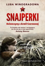 okładka Snajperki, Ebook | Luba Winogradowa