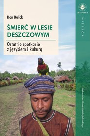 okładka Śmierć w lesie deszczowym, Ebook   Kulick Don
