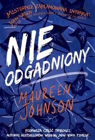 okładka Nieodgadniony, Ebook | Johnson Maureen