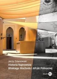 okładka Historia najnowsza Bliskiego Wschodu i Afryki Północnej, Ebook | Jerzy Zdanowski