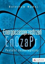 okładka Postulat kosmologiczny, Ebook | Bolesław  Madej