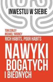 okładka Nawyki bogatych i biednych. , Ebook | Michael  Yardney, Tom Corley