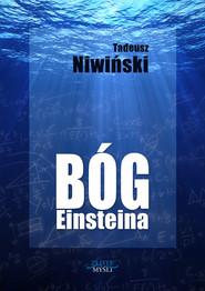 okładka Bóg Einsteina, Ebook | Tadeusz Niwiński